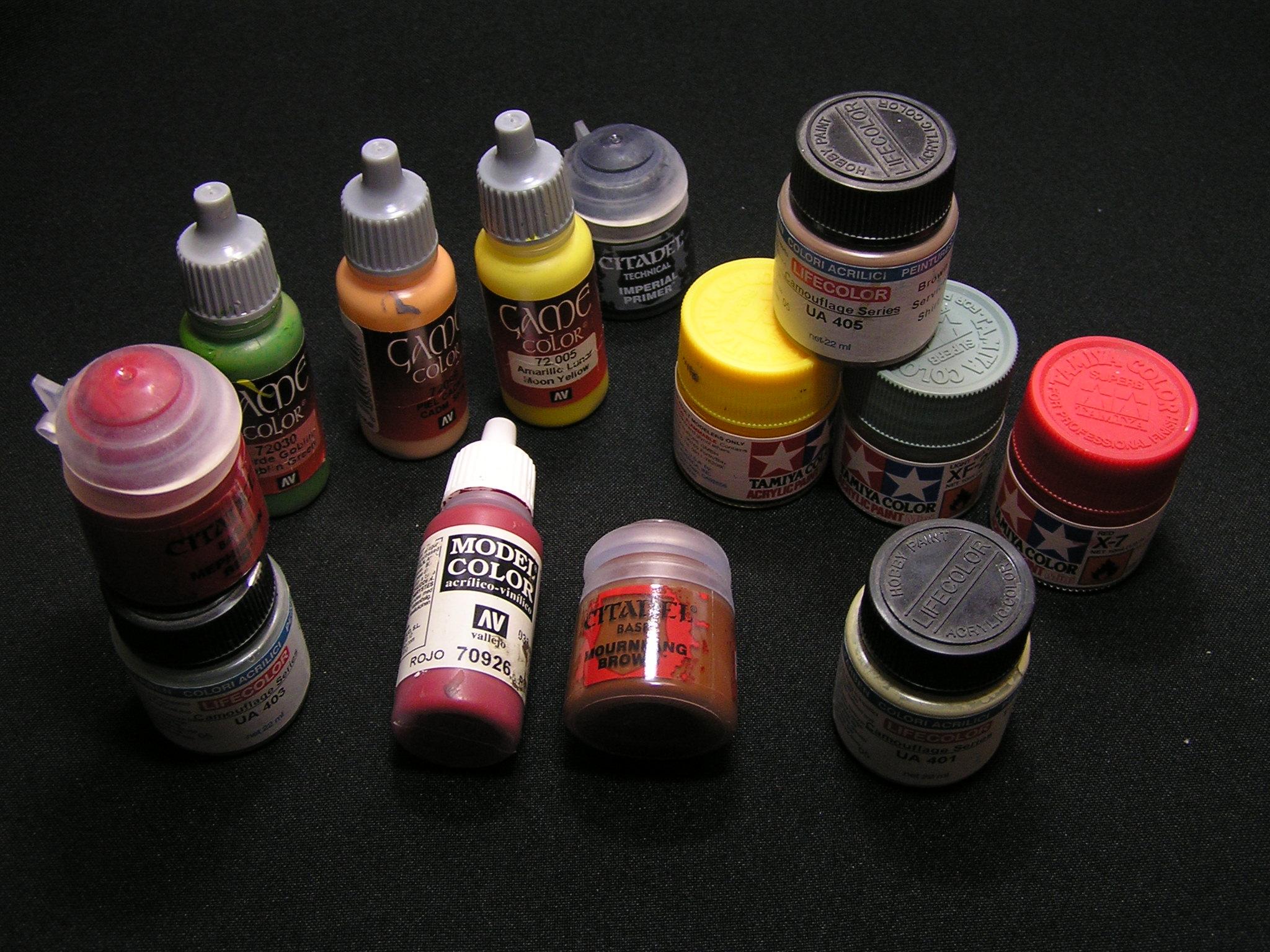 Jak odstranit vodou ředitelnou barvu