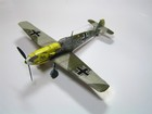 Messerschmitt Bf-109 E-4 model