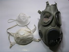 Respirators and protective masks