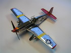 P-51c Mustang Red Tails