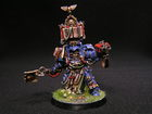 Warhammer 40000 Space Marine Librarian in Terminator Armour