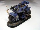Warhammer 40000 Space Marine Bike