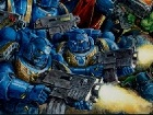 Warhammer 40000 Assault on Black Reach - Space Marines Task Force