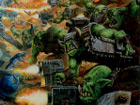Warhammer 40000 Assault on Black Reach - Ork Army
