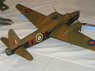 model Vickers Wellington
