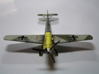 model Messerschmitt Bf-109 E-4 Academy 1/72