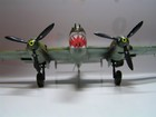 model Messerschmitt Bf-110 C-2 Airfix 1/72