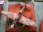 model letadla Supermarine Spitfire