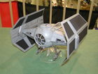 model TIE Advanced Darth Vadera
