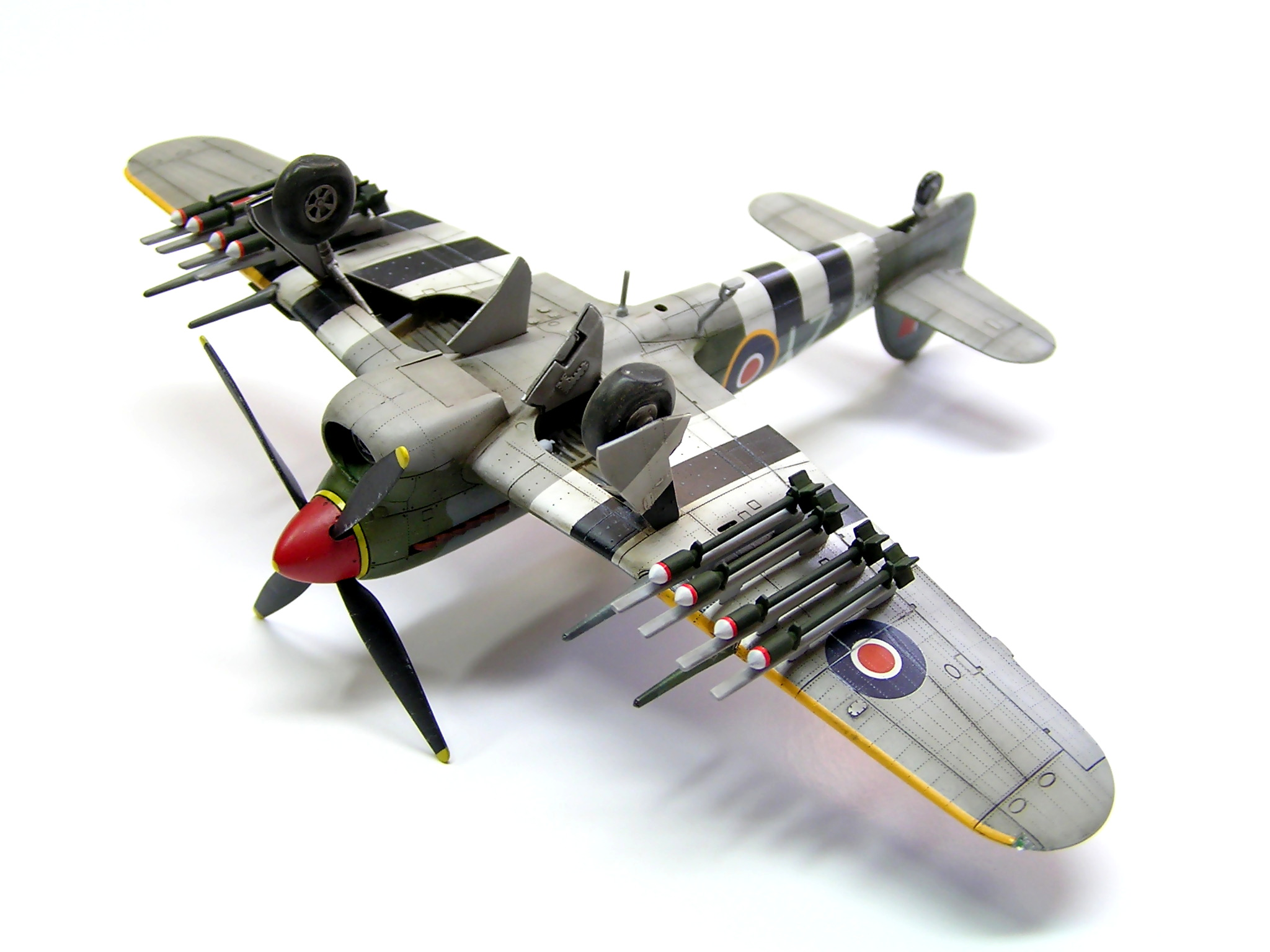 model Hawker Typhoon IB Airfix 1/72