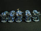 Warhammer 40000 Assault on Black Reach - Space Marine Tactical Squad